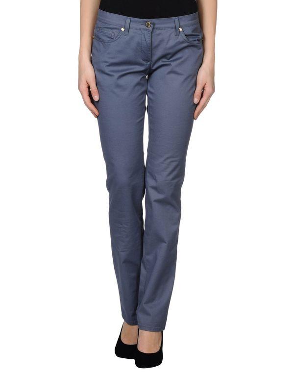 灰色 ROCCOBAROCCO 裤装