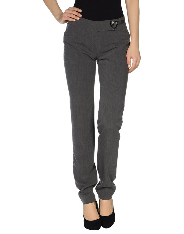 铅灰色 ROCCOBAROCCO 裤装