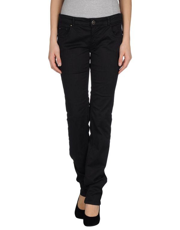 黑色 ROCCOBAROCCO 裤装