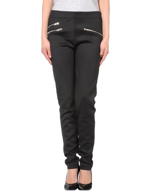 黑色 MADE FOR LOVING 裤装