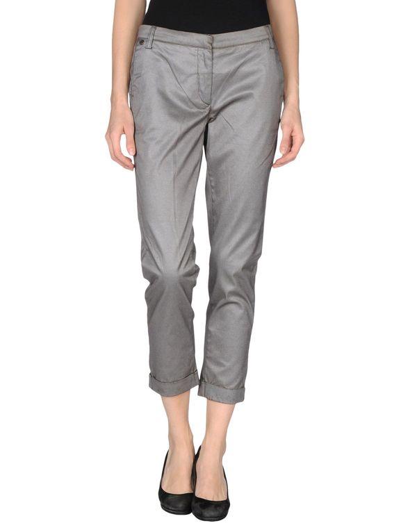 灰色 MANILA GRACE 裤装