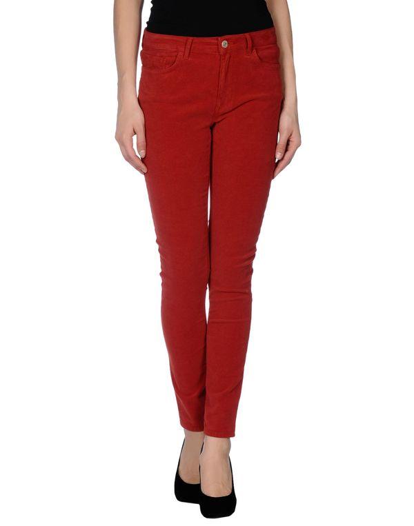 铁锈红 ACNE STUDIOS 裤装