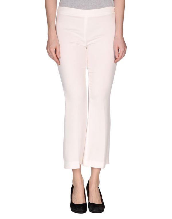 白色 SPACE STYLE CONCEPT 裤装