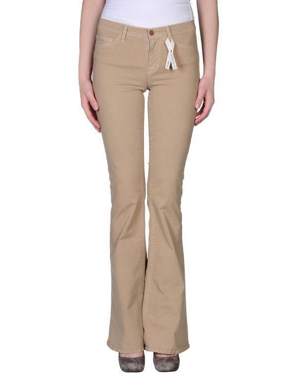 沙色 J BRAND 裤装