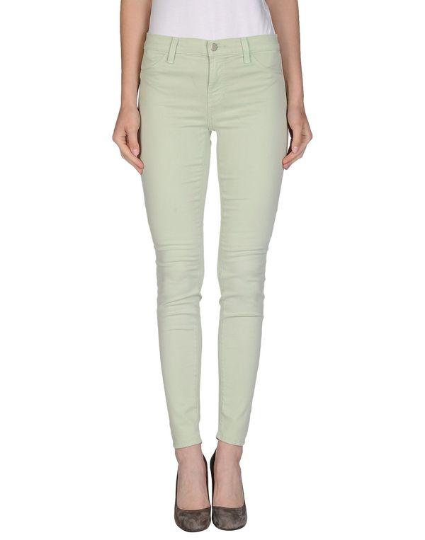 浅绿色 J BRAND 裤装