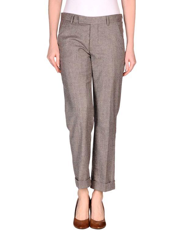 灰色 D.A. DANIELE ALESSANDRINI 裤装