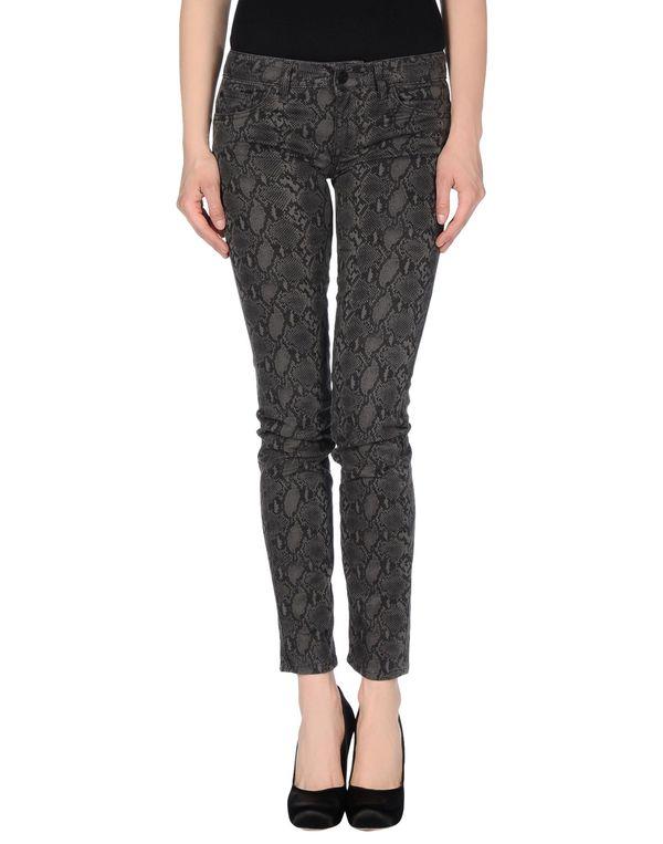 铅灰色 LIU •JO JEANS 裤装
