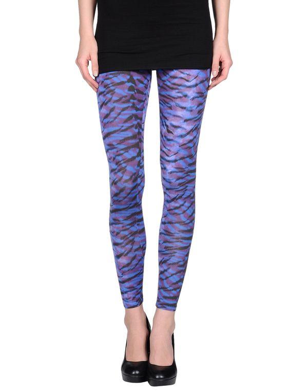 紫色 CALLA 打底裤
