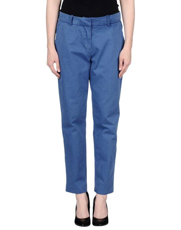 蓝色 VINTAGE 55 裤装