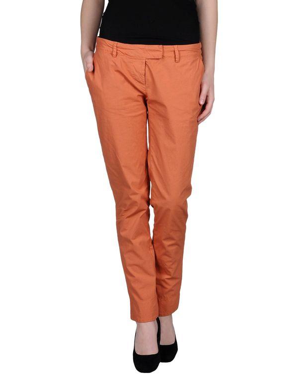 铁锈红 MANILA GRACE 裤装