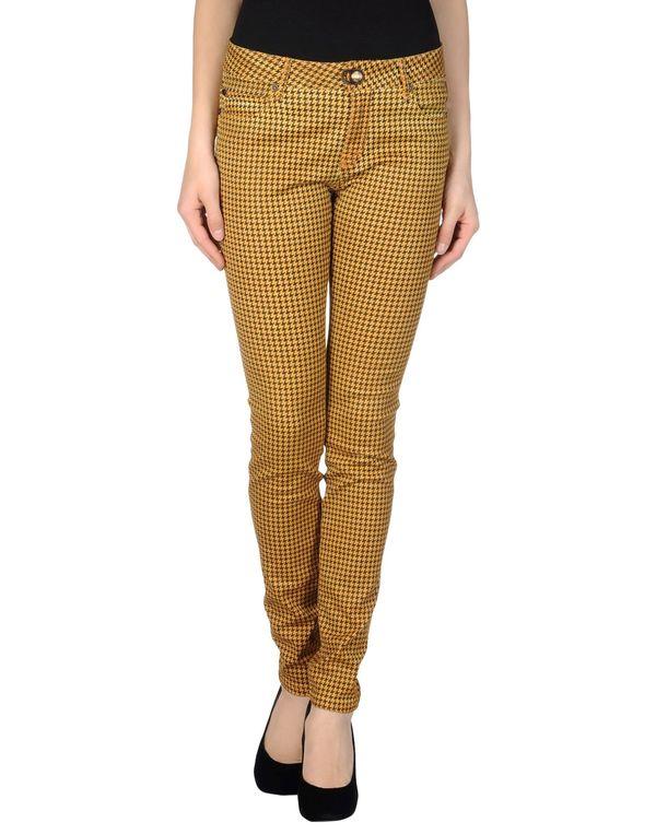 赭石色 PLEIN SUD 裤装