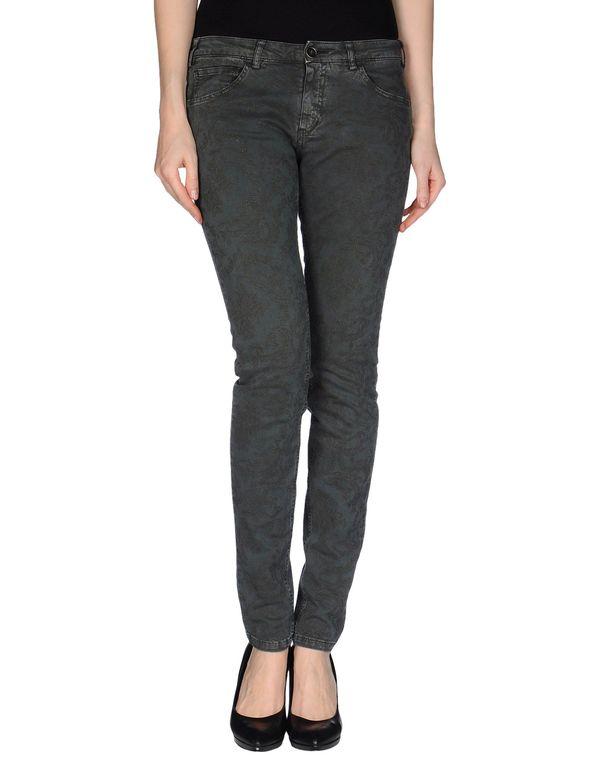 灰色 40WEFT 裤装