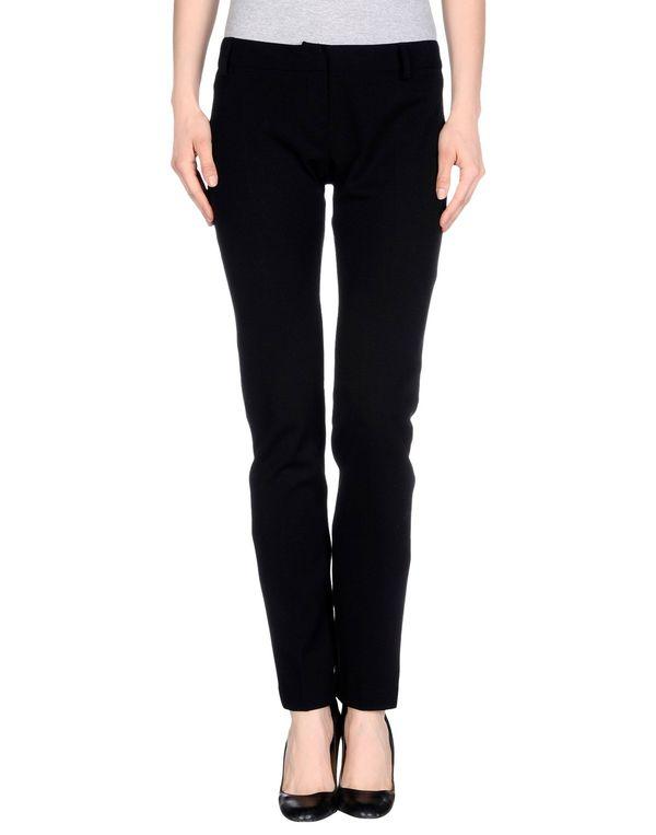 黑色 ADELE FADO 裤装