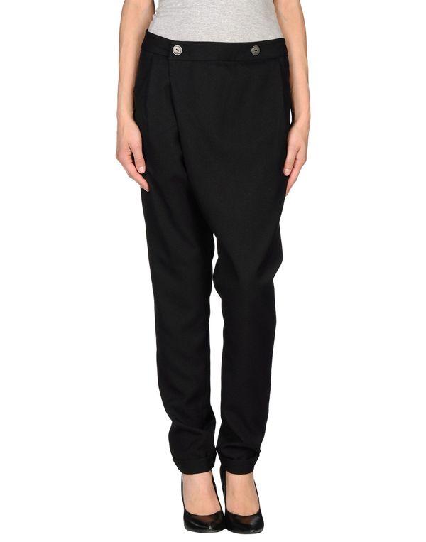 黑色 ONLY 裤装