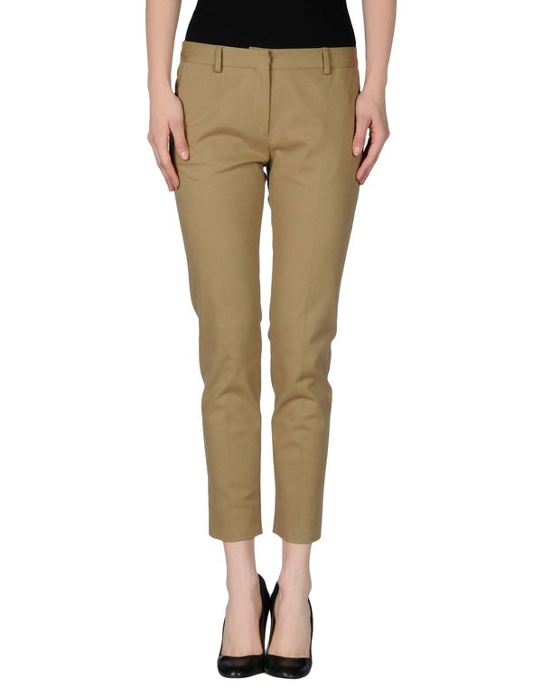 沙色 MAURO GRIFONI 裤装