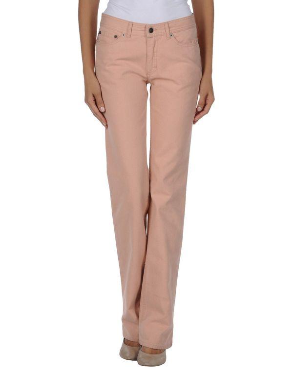 粉红色 BURBERRY LONDON 裤装