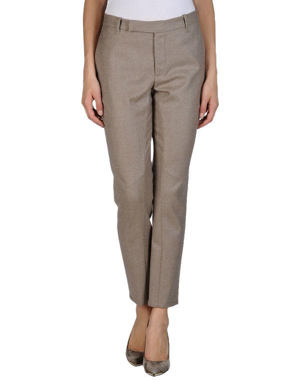 棕色 BRUNELLO CUCINELLI 裤装
