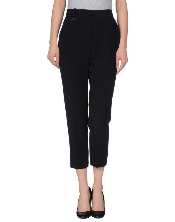 黑色 ELISABETTA FRANCHI 24 ORE 裤装