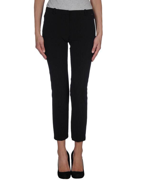 黑色 ELISABETTA FRANCHI 裤装