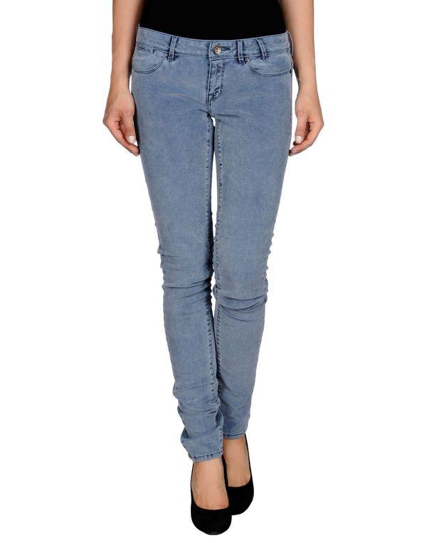 石青色 GUESS 裤装