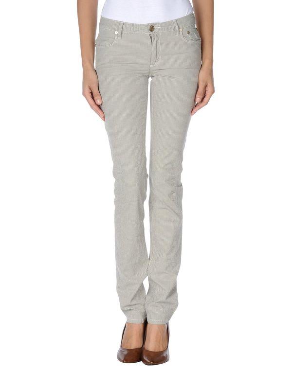 灰色 SIVIGLIA 裤装