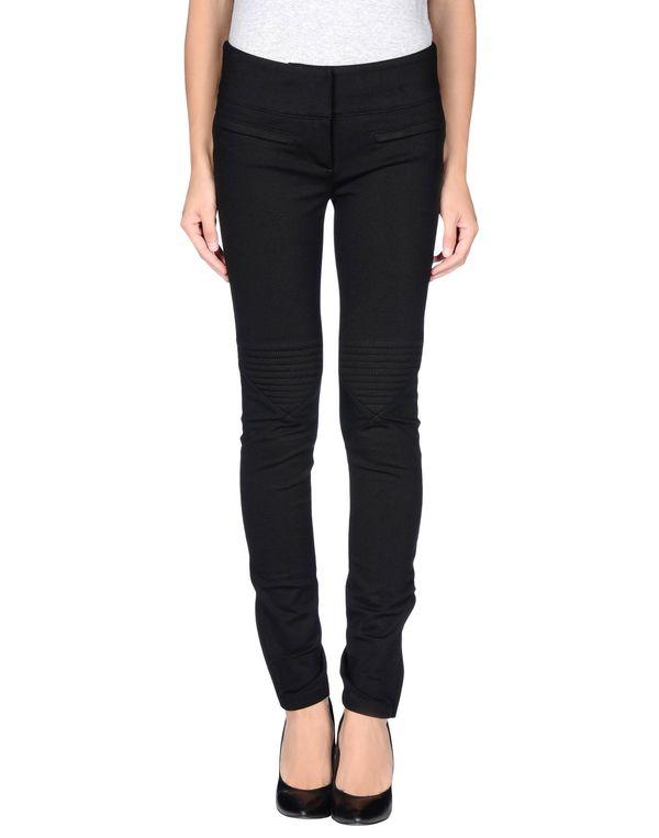 黑色 JUST CAVALLI 裤装