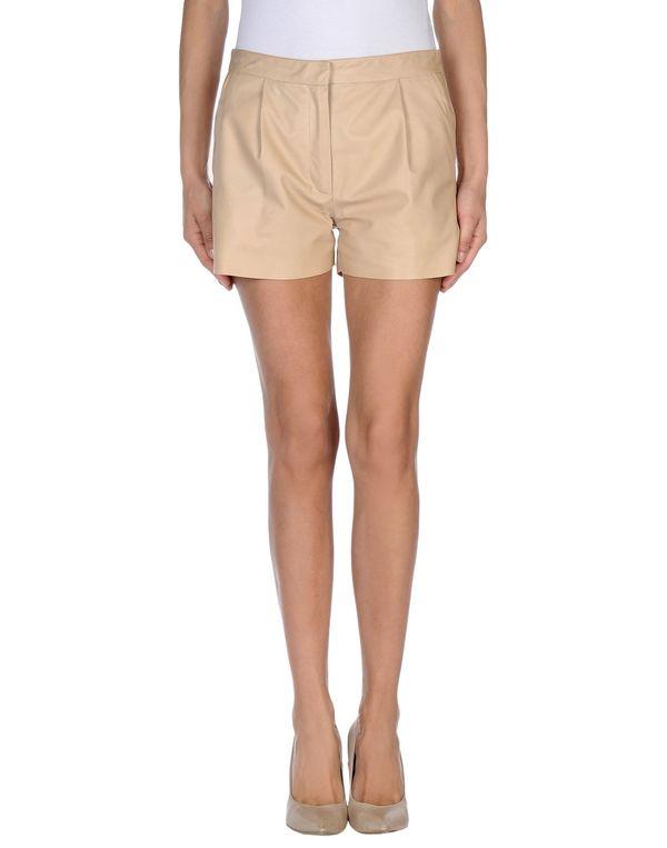 沙色 MAURO GRIFONI 短裤