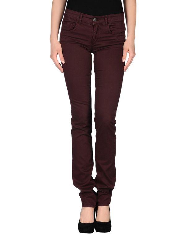 深紫 LIU •JO JEANS 裤装