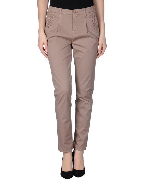 浅棕色 AJAY 裤装