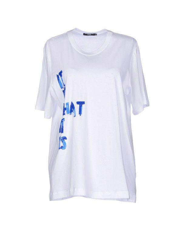 白色 MARKUS LUPFER T-shirt