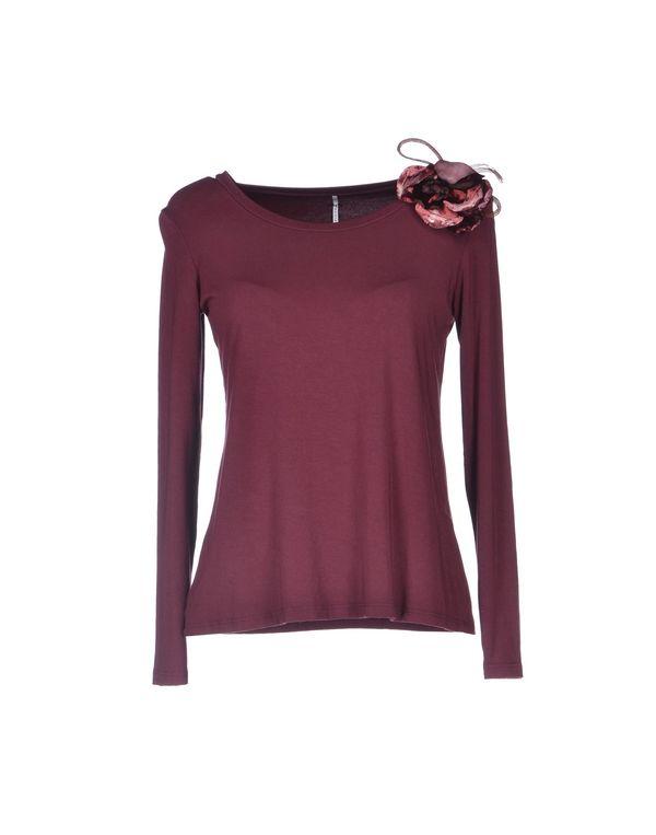 波尔多红 LAVINIATURRA T-shirt