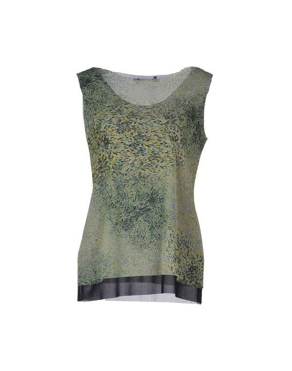 浅绿色 ALMERIA 上衣