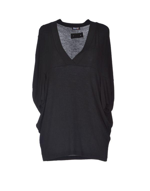 黑色 BLAUER T-shirt
