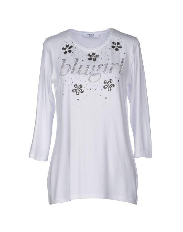 白色 BLUGIRL BLUMARINE T-shirt