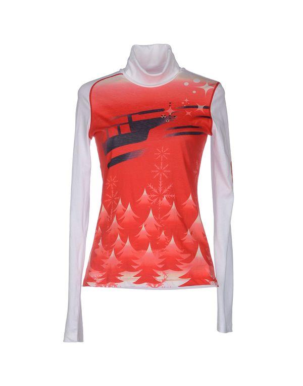 红色 CUSTO BARCELONA T-shirt