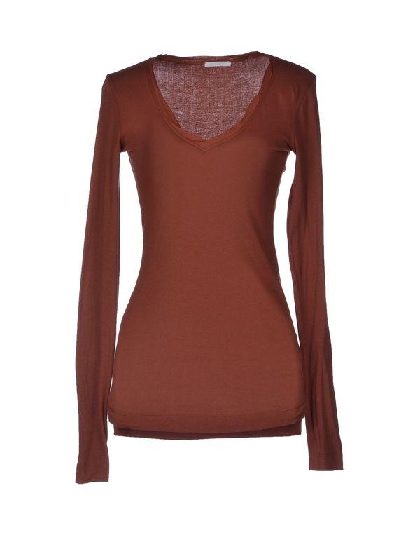 棕色 PINKO T-shirt