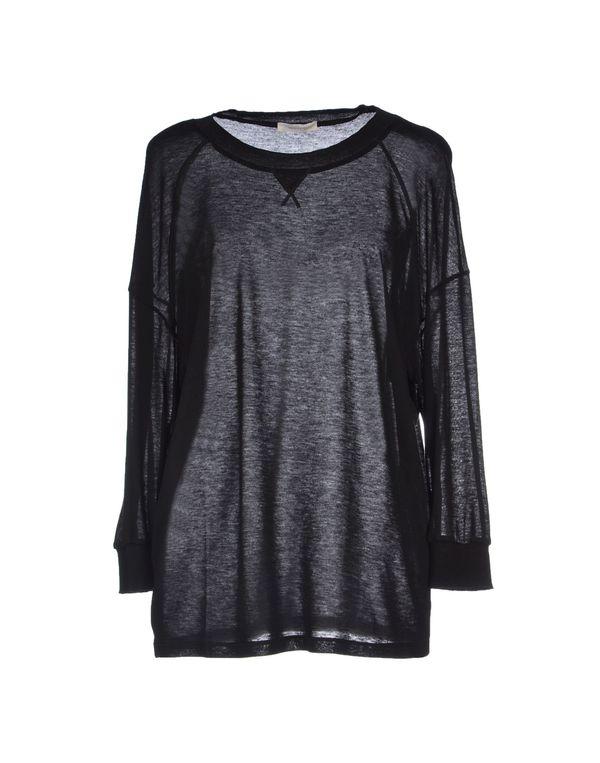 黑色 MAURO GRIFONI T-shirt