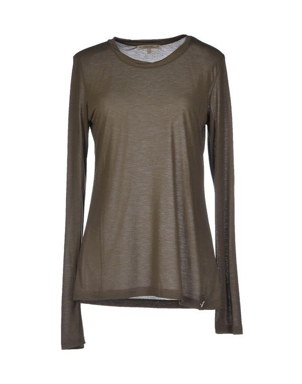 铅灰色 PATRIZIA PEPE T-shirt