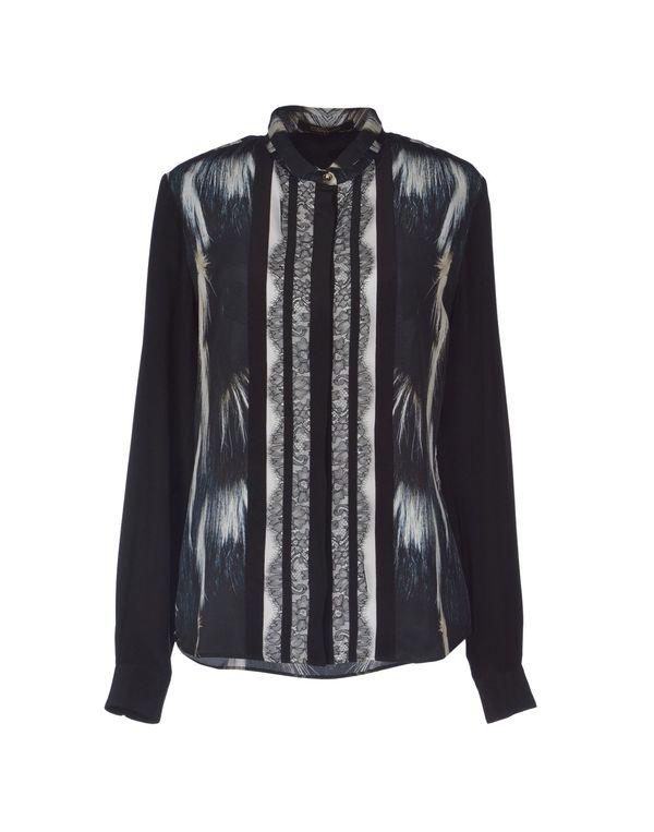 黑色 ROBERTO CAVALLI Shirt
