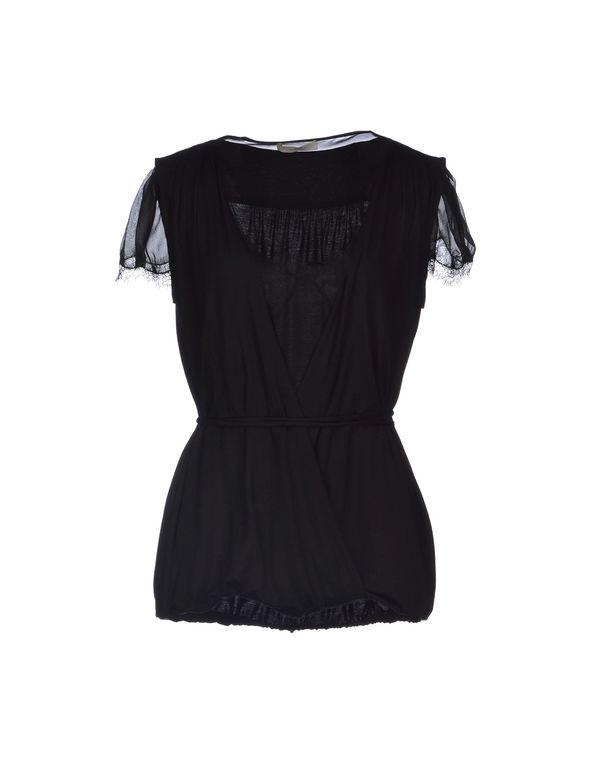 黑色 SCERVINO STREET 女士衬衫