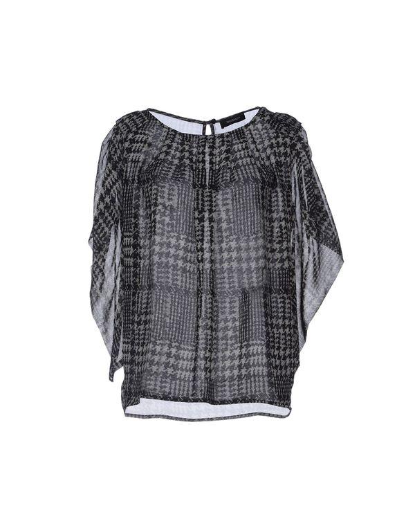 灰色 NOSHUA 女士衬衫