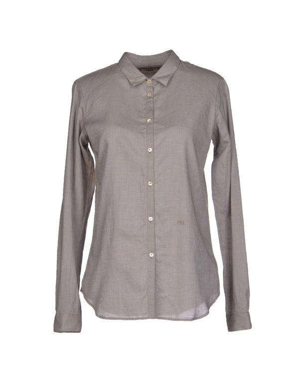淡灰色 M.GRIFONI DENIM Shirt