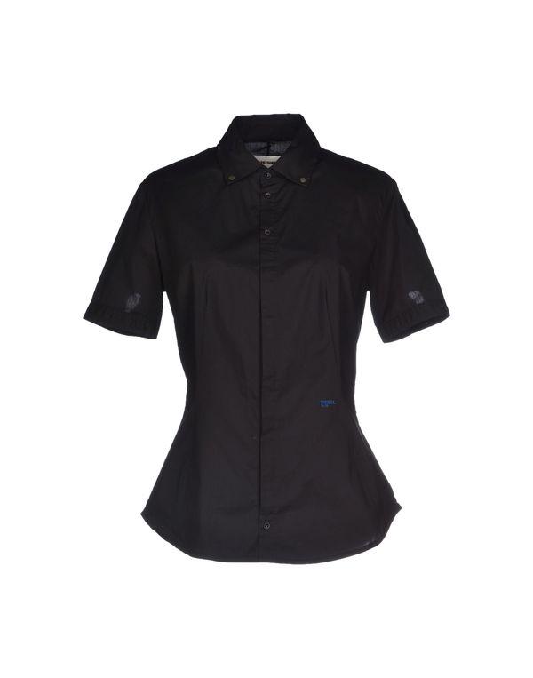 黑色 DIESEL Shirt