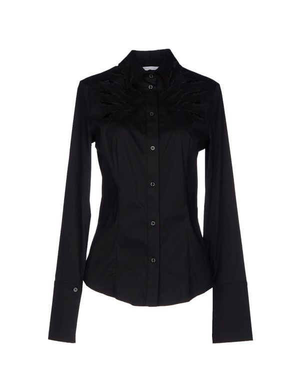 黑色 PATRIZIA PEPE Shirt