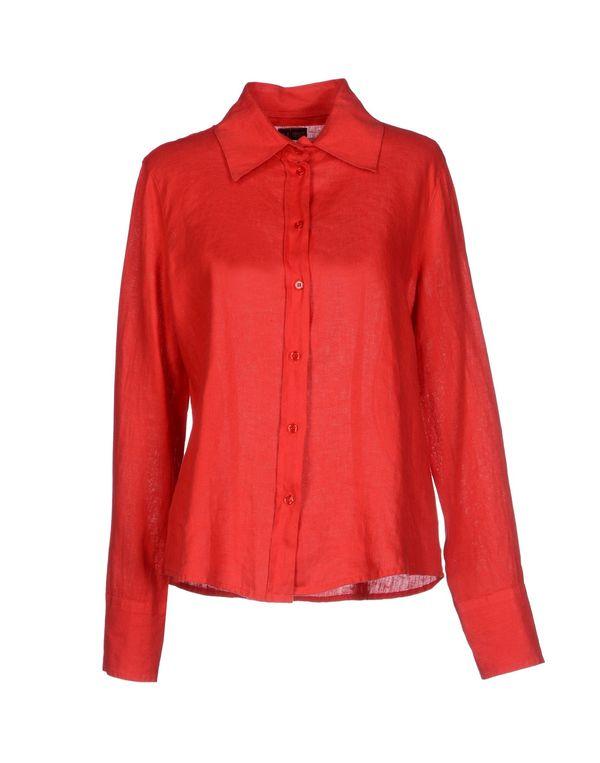 红色 ARMANI JEANS Shirt