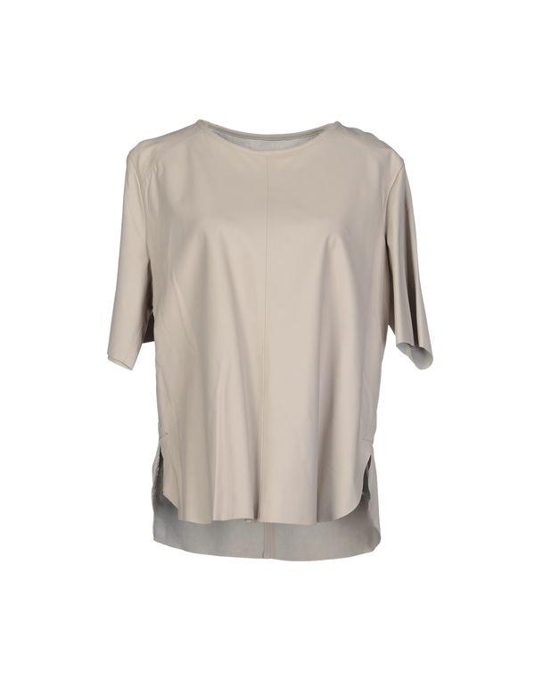 淡灰色 MAURO GRIFONI 女士衬衫