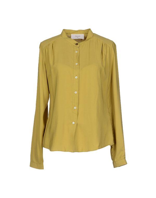 荧光绿 M.GRIFONI DENIM Shirt