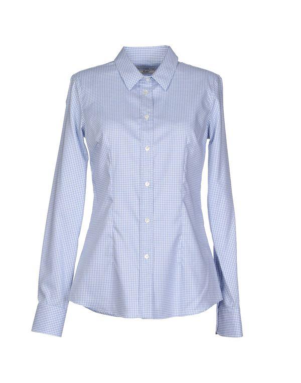 蓝色 MAURO GRIFONI Shirt
