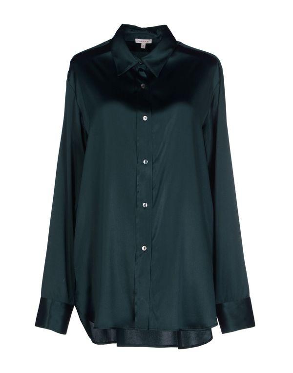 深绿色 P.A.R.O.S.H. Shirt