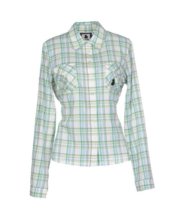 浅绿色 DUCK FARM Shirt